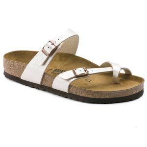 Birkenstock Mayari Graceful Pearl Sandals